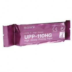 Papel Térmico para Ecógrafo, SONY UPP-110